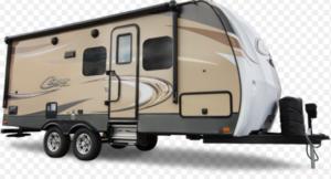 RV Park - Campers